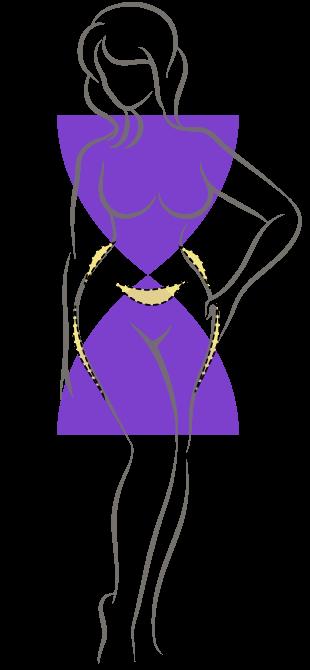 Фото созревшей женской кожи ног спины бедер